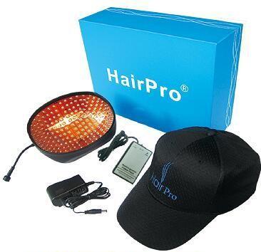 HairPro Laser 272 FDA wzmacnianie włosów